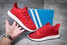 Кроссовки мужские Adidas  Tubular Shadow Knit, красные (11831) размеры в наличии ► [  45 (последняя пара)  ], фото 2