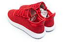Кроссовки мужские Adidas  Tubular Shadow Knit, красные (11831) размеры в наличии ► [  45 (последняя пара)  ], фото 8
