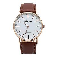 Женские наручные часы Geneva Platinum.