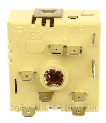 Переключатель мощности конфорок EGO 50.55021.100 C00056412 оригинал для плиты Indesit, Ariston, фото 2