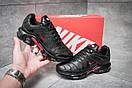 Кроссовки женские Nike  TN Air Max, черные (1073-4) размеры в наличии ► [  36 (последняя пара)  ], фото 2