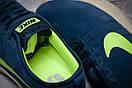 Кроссовки мужские Nike  Free Run 4.0 V2, синие (11954) размеры в наличии ► [  42 (последняя пара)  ], фото 6