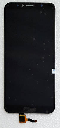 "Модуль (сенсор + дисплей) для Huawei Y6 2018 (ATU-L21),Huawei Y6 Prime 2018, Honor 7A Pro 5.7"" чорний, фото 2"