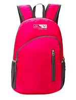 Рюкзак женский городской трансформный Sport Розовый, фото 1