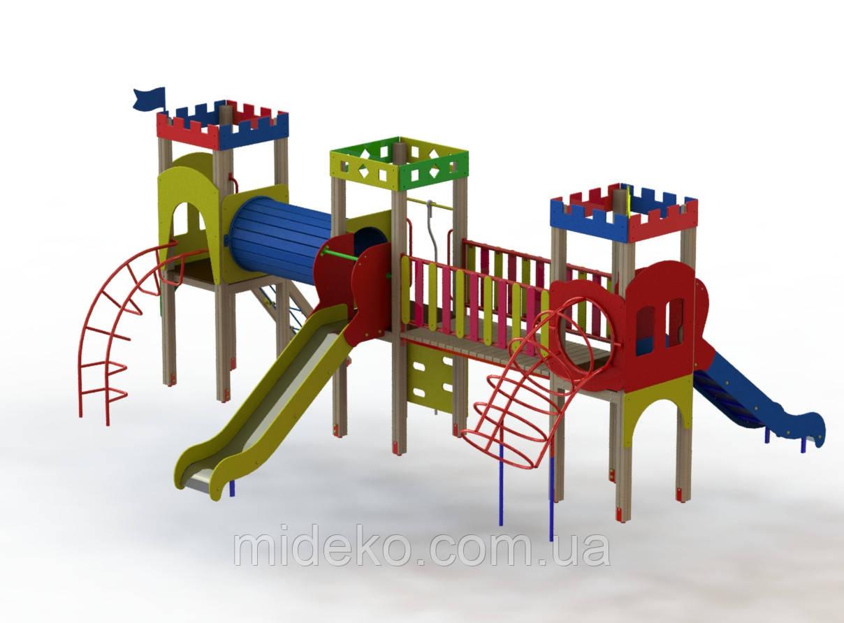 Детская игровая площадка 726 MIDEKO