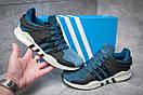 Кроссовки мужские Adidas  EQT ADV/91-16, синие (11995) размеры в наличии ► [  41 42 43  ], фото 2
