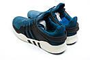 Кроссовки мужские Adidas  EQT ADV/91-16, синие (11995) размеры в наличии ► [  41 42 43  ], фото 8