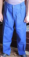 Штаны рабочие. Мужские джинсовые рабочие брюки. Спецодежда мужская