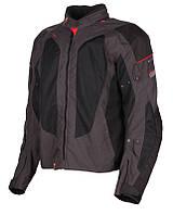 Modeka Upswing Jacket Black/Dark Grey Sz.S Мотокуртка текстильная летняя с защитой