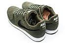 Кроссовки мужские Nike  Air Vibenna, хаки (12331) размеры в наличии ► [  45 (последняя пара)  ], фото 8