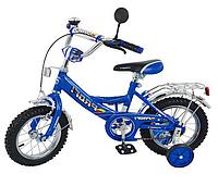 Детский двухколесный велосипед 12 дюймов Профи, фото 1