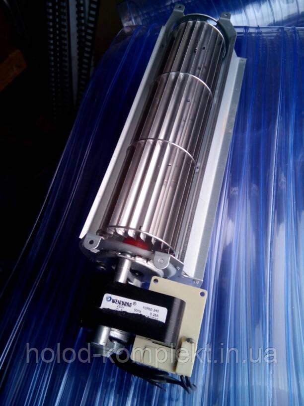 Вентилятор центробежный (тангенциальный) YGF60.360