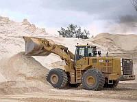 Речной песок для строительных нужд