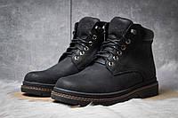 Зимние ботинки на меху Wrangler Greensbord, черные (30581),  [  40 41 43 44  ]