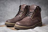 Зимние ботинки на меху Wrangler Greensbord, коричневые (30582),  [  42 44 45  ]