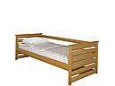 Ліжко дитяче з натурального дерева Телесик Дрімка, фото 3