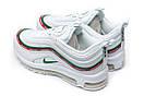 Кроссовки женские Nike  Air Max 97, белые (12431) размеры в наличии ► [  40 (последняя пара)  ], фото 8