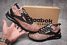 Кроссовки женские Reebok  Zoku Runner, розовые (12461) размеры в наличии ► [  40 (последняя пара)  ], фото 2