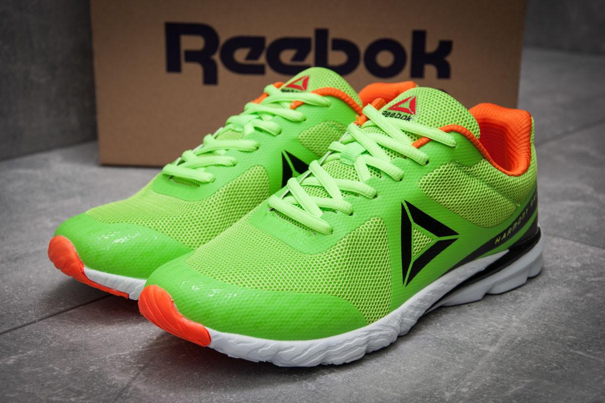 Кроссовки мужские Reebok Harmony Racer, зеленые (12492) размеры в наличии ► [  44 (последняя пара)  ]