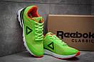 Кроссовки мужские Reebok Harmony Racer, зеленые (12492) размеры в наличии ► [  44 (последняя пара)  ], фото 3