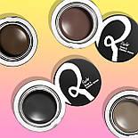 Кремовая подводка для глаз и бровей RUDE Peepshow Brow & Eyeliner Cream, фото 3
