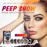 Кремовая подводка для глаз и бровей RUDE Peepshow Brow & Eyeliner Cream, фото 4