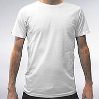 Всегда белая футболка Cavalier