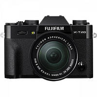 Фотоаппарат Fujifilm X-T20 kit 18-55mm Black ( на складе )