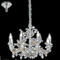 Люстра-свечи «Роща-2» EGLO 49829 FLITWICK 1