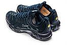 Кроссовки мужские Nike Air Tn, темно-синие (12971) размеры в наличии ► [  44 (последняя пара)  ], фото 8