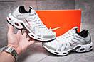Кроссовки мужские Nike Air Tn, серебряные (12974) размеры в наличии ► [  43 (последняя пара)  ], фото 2