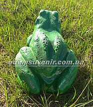 Садовая фигура Жаба ропуха, фото 2