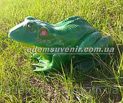 Садовая фигура Жаба ропуха, фото 3