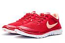 Кроссовки женские Nike Air Free 3.0, красные (12995) размеры в наличии ► [  37 (последняя пара)  ], фото 7