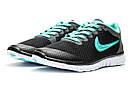 Кроссовки женские Nike Air Free 3.0, черные (12997) размеры в наличии ► [  36 38  ], фото 7