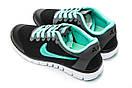 Кроссовки женские Nike Air Free 3.0, черные (12997) размеры в наличии ► [  36 38  ], фото 8