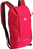 Рюкзак Quechua ARPENAZ малиновый 630343 10 л
