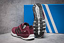 Кроссовки женские Adidas Climacool, бордовые (13095) размеры в наличии ► [  36 37  ], фото 4