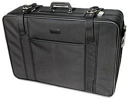 Деловой чемодан, кейс бизнес класса на колесах Paso, Польша, W974, 72 л