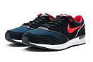 Кроссовки мужские Nike Air, темно-синие (13282) размеры в наличии ► [  44 (последняя пара)  ], фото 7