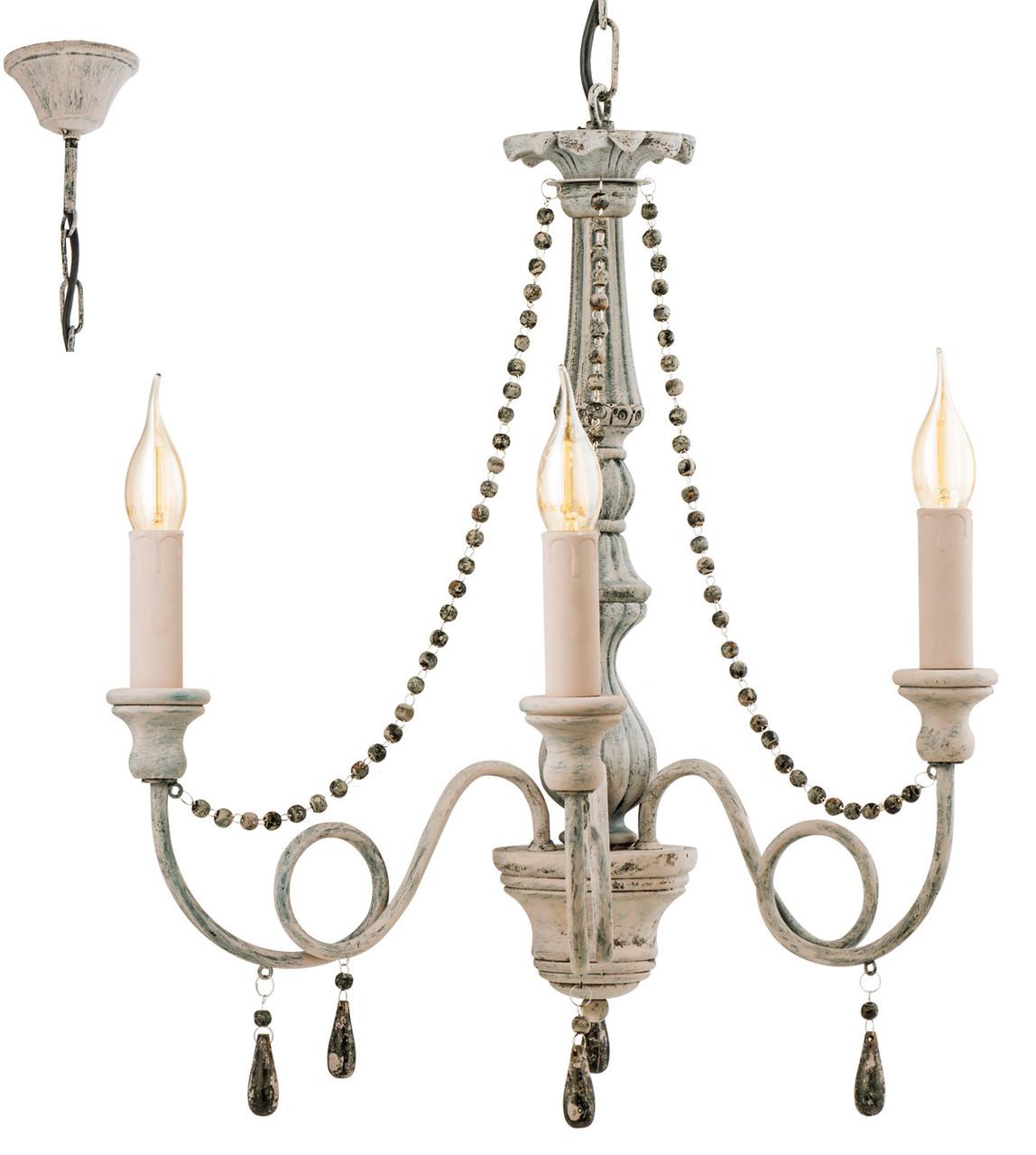 Люстра свечи «COLCHESTER» Eglo 49821