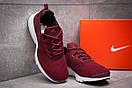 Кроссовки мужские Nike Air Presto, бордовые (13292) размеры в наличии ► [  44 45  ], фото 3