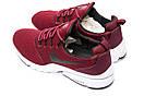 Кроссовки мужские Nike Air Presto, бордовые (13292) размеры в наличии ► [  44 45  ], фото 8