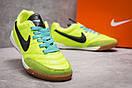 Кроссовки мужские Nike Tiempo, салатовые (13954) размеры в наличии ► [  37 38  ], фото 5