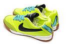 Кроссовки мужские Nike Tiempo, салатовые (13954) размеры в наличии ► [  37 38  ], фото 8