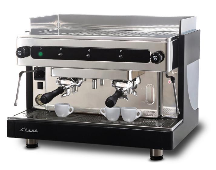 Профессиональная кофемашина MCE New Start AEP/2 полуавтоматическая