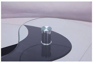 Стол журнальный Алегро B58 закаленное стекло, фото 3