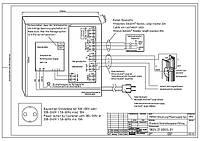 Блок Питания и управления Dorma Moveo 230 / 48В к мобильным стенам