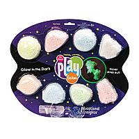Набір кулькового пластиліну EDUCATIONAL INSIGHTS - КОСМІЧНЕ СЯЙВО (8 кольорів)