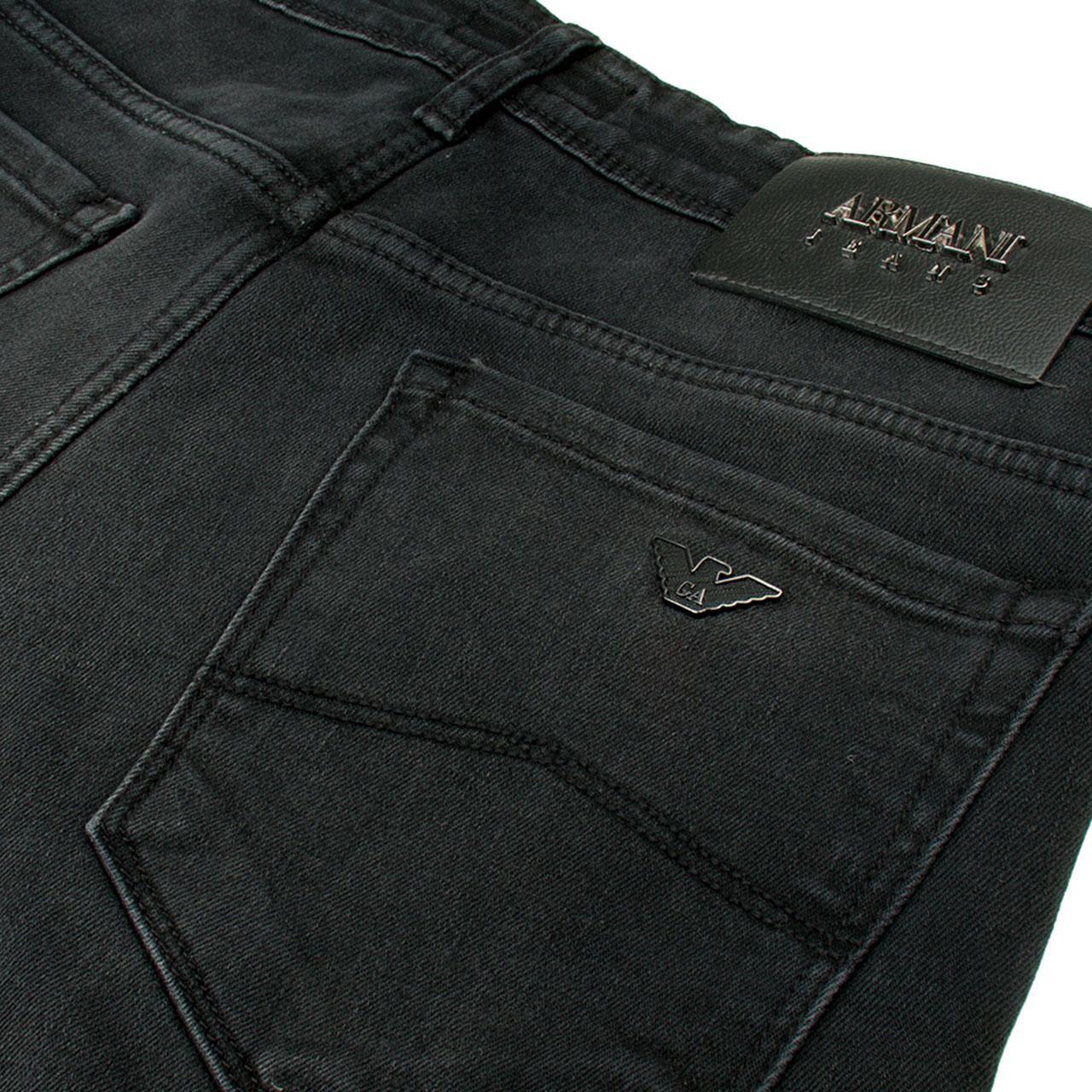 Джинсы мужские утеплённые ARMANI  продажа, цена в Украине. джинсы ... 20b5669d27f